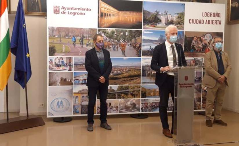 Logroño presenta su candidatura para Capital Verde Europea en el año 2023