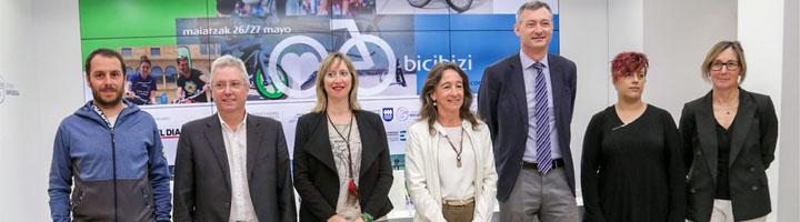 Bicibizi llega a Gipuzkoa esta semana