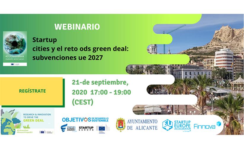 Los ayuntamientos ante los ODS y las subvenciones de la UE hasta 2027 para desarrollo sostenible urbano