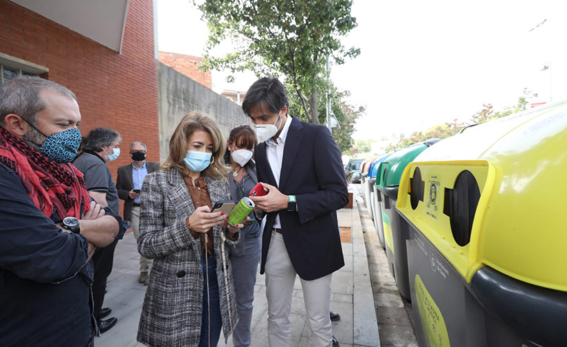 Los ciudadanos de Gavà obtendrán premios por reciclar