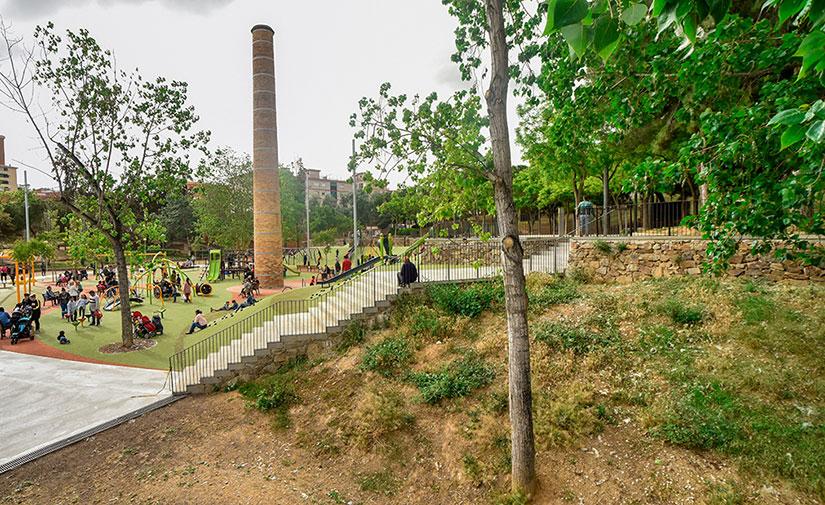 Los parques públicos del área metropolitana de Barcelona alcanzan su mejor valoración