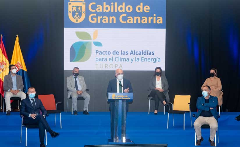 Los Planes de Acción por el Clima de Gran Canaria definen medidas por 178 millones para ejecutar en diez años