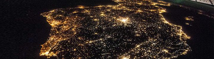Los niveles de contaminación lumínica podrían doblarse en pocos años si se ignora el color de la iluminación
