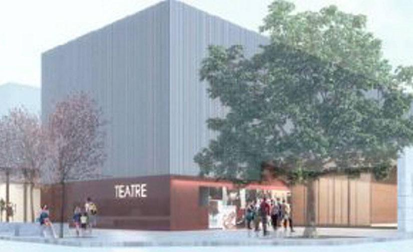 Luz verde a la construcción del nuevo teatro municipal de Les Borges Blanques