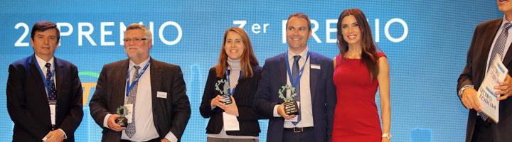 CIRCUTOR galardonada con el primer premio en la categoría de