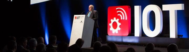 IoT Solutions World Congress 2018 dibujará un futuro industrial marcado por IoT, IA y blockchain