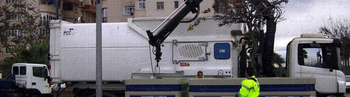 Valoriza Medioambiente se adjudica la limpieza viaria y recogida de residuos de la ciudad de Melilla