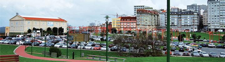 A Coruña ahorrará 282.000 euros al año con el nuevo plan de alumbrado público
