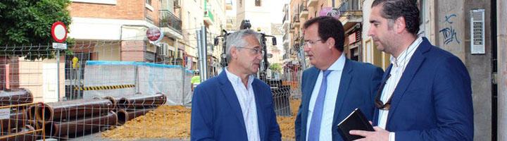 Sevilla reurbaniza la calle Francisco Carrión Mejías con mejoras en accesibilidad, nuevo arbolado y renovación de la pavimentación