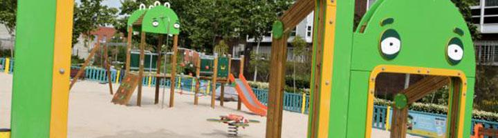 San Sebastián de los Reyes cuenta con el primer parque infantil dedicado a