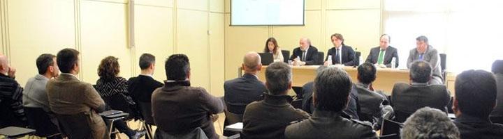Calatayud presenta el modelo de eficiencia energética bilbilitano en Expoalcaldía