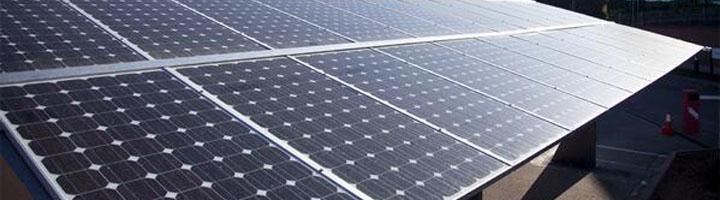 Desarrollan una marquesina de energía solar fotovoltaica para la recarga de vehículos eléctricos