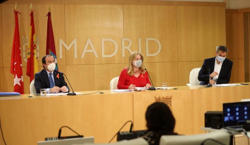 Madrid aprueba la nueva Ordenanza de Calidad del Aire para acabar con las emisiones más contaminantes