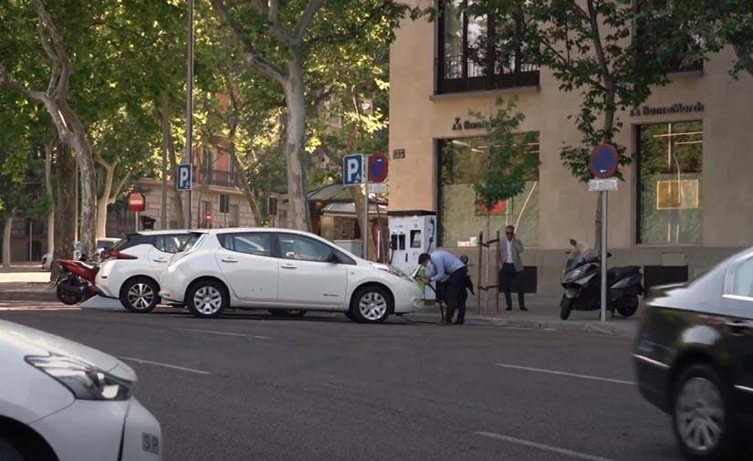 Madrid aumenta en un 36 % sus puntos de recarga rápida eléctrica desde enero