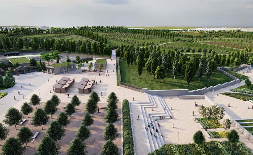 Madrid da luz verde definitiva al nuevo parque Central de Valdebebas