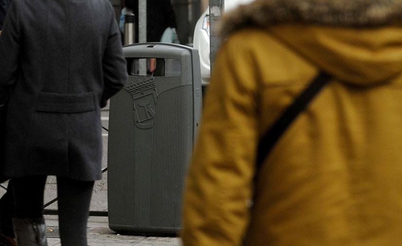Madrid instalará 1.300 papeleras inteligentes y los primeros vehículos cero para su limpieza