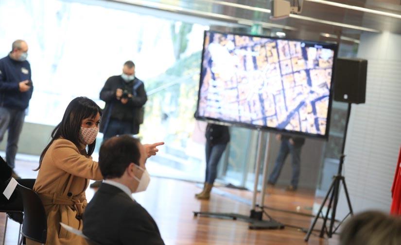 Madrid peatonalizará más de 200.000 m2 repartidos en los 21 distritos en un mes