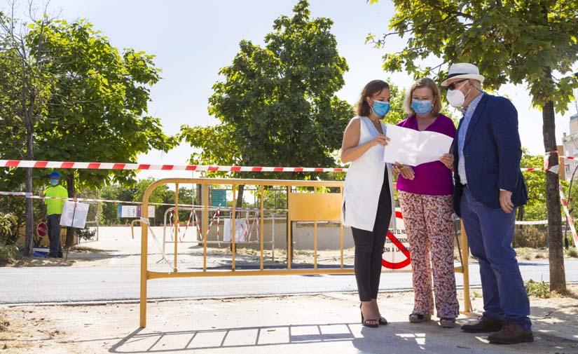 Madrid reactiva la remodelación integral del Anillo Verde Ciclista, que estará lista en el verano del año que viene