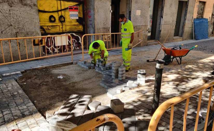 Madrid sustituirá el actual contrato integral de conservación de la ciudad