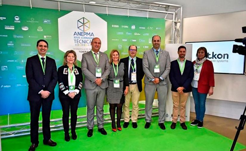 Más de 200 profesionales participan en la XXVII edición de las Jornadas ANEPMA