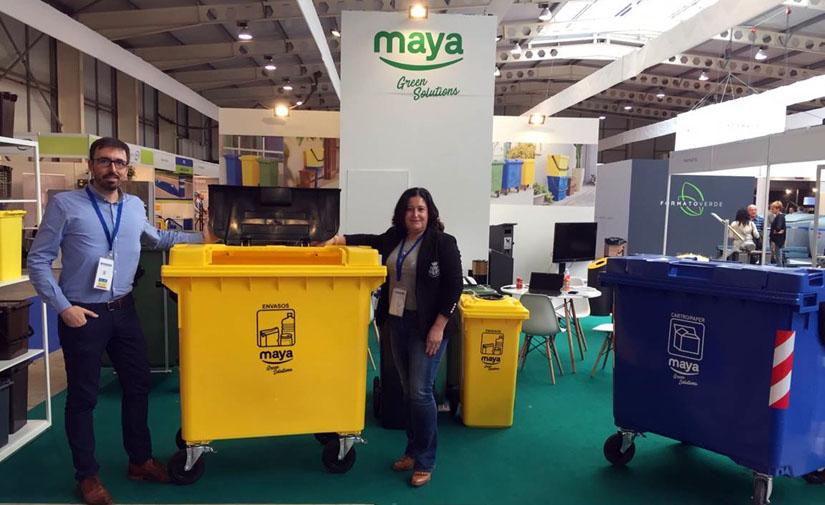 Maya Green Solutions presentó todas sus novedades en la Feria Municipalia