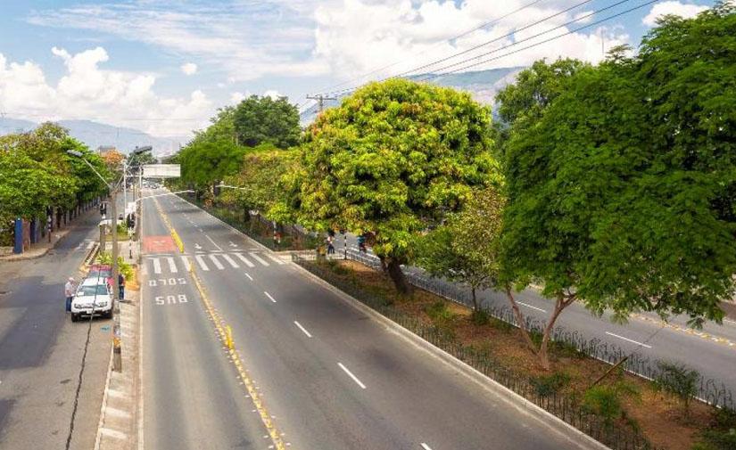 Medellín se refresca con intervenciones urbanas basadas en la naturaleza