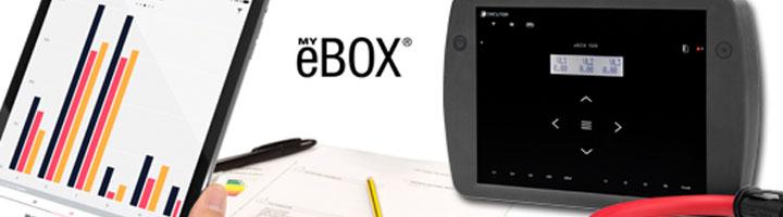 MYeBOX, finalista en los premios
