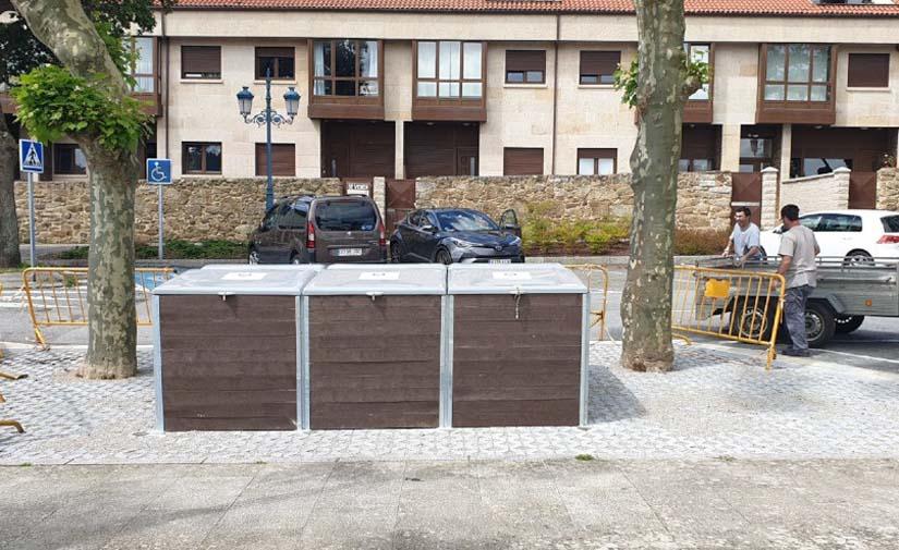 Meis, en Pontevedra, lanzará la próxima semana su primer centro comunitario de compostaje del Plan Revitalize