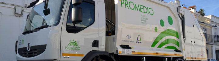 Renovados en Badajoz más de 2.000 contenedores y 21 camiones de recogida de residuos en año y medio