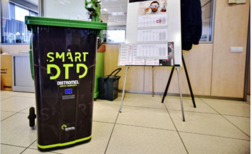 Municipalia presentará a sus visitantes el PAYT de la mano de la empresa Distromel