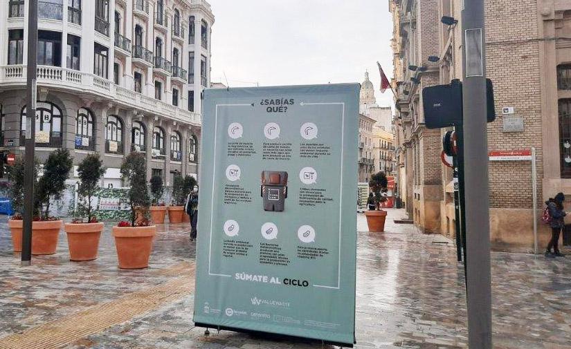 Murcia lanza una campaña para fomentar el reciclaje de biorresiduos en el marco del proyecto Valuewaste