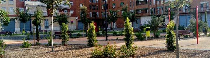 Valencia reabre dos parques que proveen a la ciudad de más de 7.488 metros cuadrados de zonas verdes