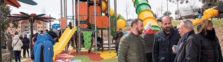 Colmenar Viejo inaugura el nuevo parque del Doctor Bachir