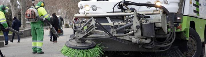 San Sebastián de los Reyes disfrutará de un mejor servicio de limpieza y recogida de residuos