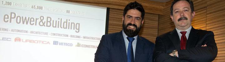 IFEMA presenta ePower&Building. Un evento enfocado a dinamizar los sectores de la construcción, rehabilitación y eficiencia energética