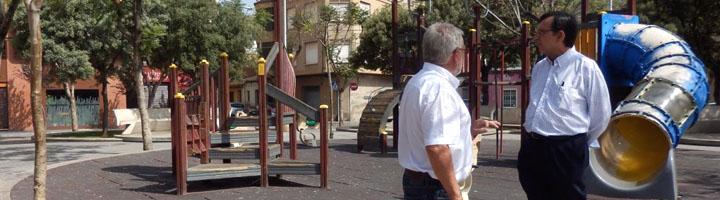 Almassora incorporará juegos accesibles en el parque Manolo Pesudo con una inversión de 17.878,95 euros