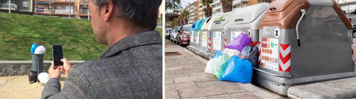 La app MataróNeta permite a los ciudadanos de Mataró comunicar incidencias en la limpieza y la recogida de basura
