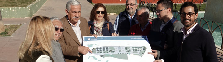 Málaga invertirá 600.000 euros en la reforma integral del parque del Norte