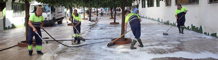 Marbella renueva, moderniza y garantiza un servicio de limpieza de calidad para los próximos años