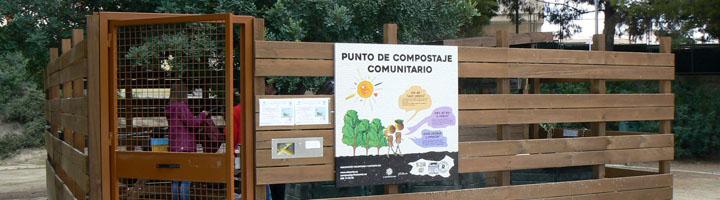 La Diputación de Alicante crea centros de compostaje para implicar a los ayuntamientos en la recogida selectiva de residuos