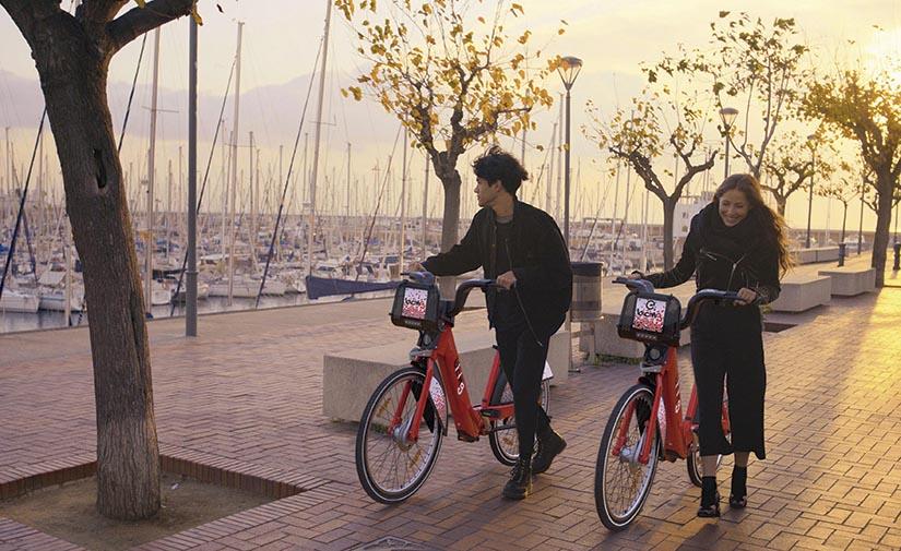 No se confine ahora en su coche: beneficios de la bicicleta pública para la salud urbana