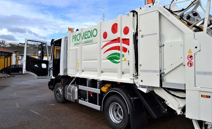 Nueva gestión de la recogida de residuos a través de Promedio