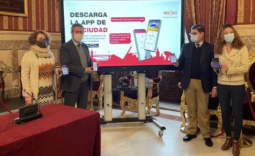 Nueva plataforma de coordinación de todos los servicios municipales de Sevilla