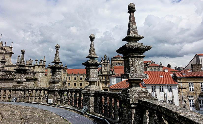 Nuevo alumbrado público en Santiago de Compostela con la financiación del IDAE