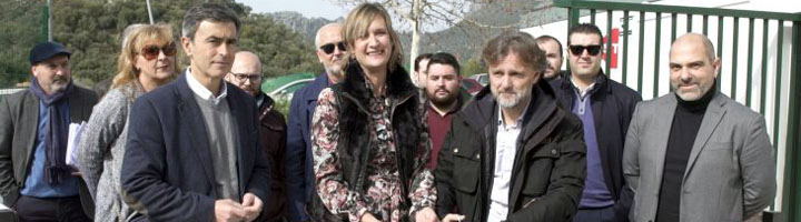 La Junta de Andalucía ha destinado 25 millones a la construcción de puntos limpios en el marco Plan de Residuos no peligrosos
