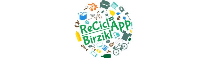 Ya está en marcha una aplicación para móviles que facilita el reciclaje de residuos en Navarra