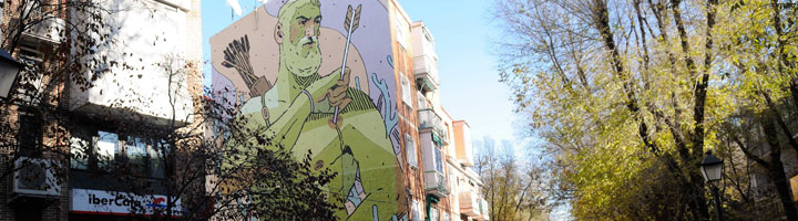 El Plan para la mejora del paisaje urbano de Madrid llega a Usera y Villaverde