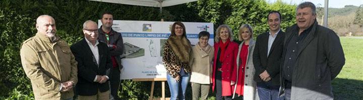 El Gobierno de Cantabria ha presentado el proyecto de construcción de un punto limpio en Piélagos