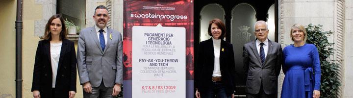 La tercera edición del #wasteinprogress presenta modelos de éxito internacionales de recogida selectiva con pago por generación