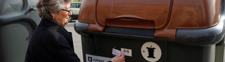 Girona pone en marcha un sistema de recogida de residuos con contenedores inteligentes